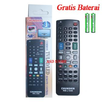 Remote TV Sharp LED LCD