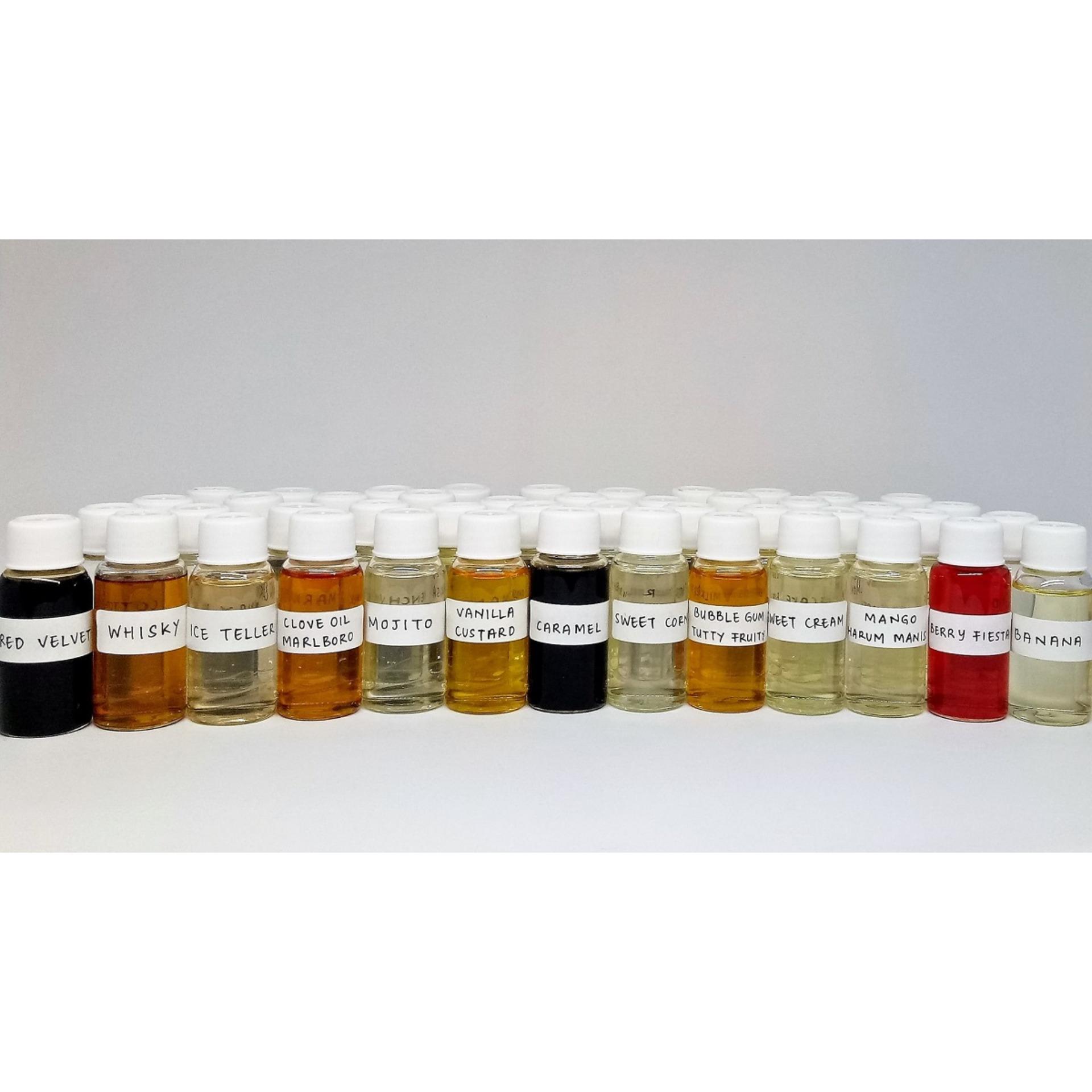 Flash Sale Rendys Chem Premium Eliquid Essence and Flavour Vape Ejuice - 20ml