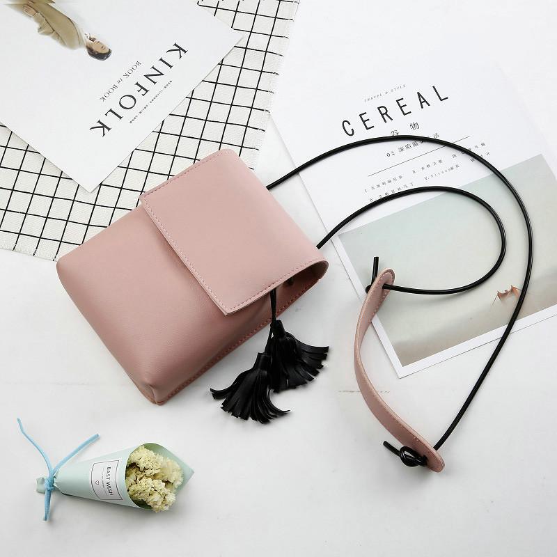 Retro Perempuan baru Mini tas kecil handphone tas