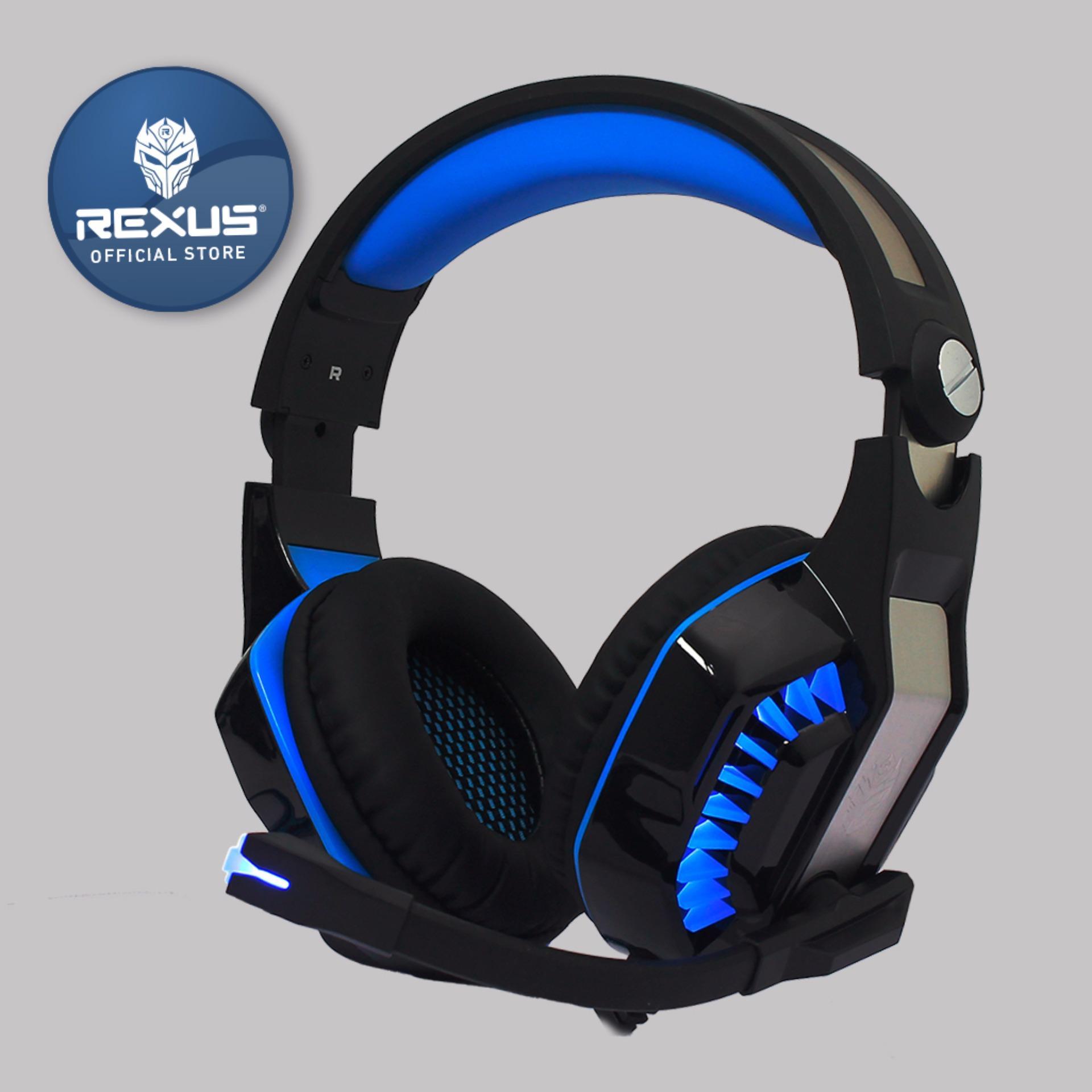 Rexus Headset Gaming HX2 Thundervox Rexus Headset Gaming HX2 Thundervox