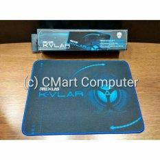 Rexus KVLAR Gaming Mousepad 350x250 tatakan alas mouse pad .