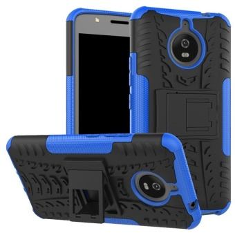 Rugged Armor Dazzle Back Cover Case for Motorola Moto E4 Plus -intl