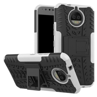 Rugged Armor Dazzle Back Cover Case for Motorola Moto G5s Plus - intl