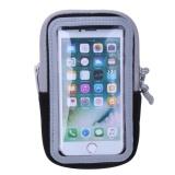 ... Armband Olahraga Joging Holder Case Penutup Case untuk IPhone 5/5s (Hitam)-