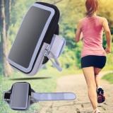 Armband Olahraga Joging Holder Case Penutup Case untuk IPhone 5/5s (Hitam)- ...