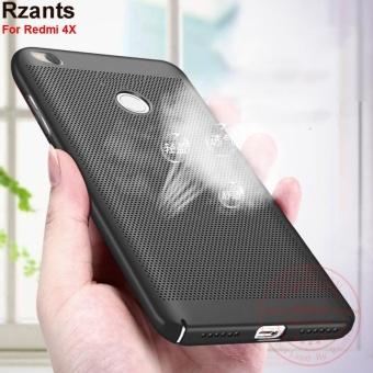Rzants untuk Redmi 4X Panas Napas Hard Kembali Case Panas Disipasi Cover- Intl