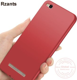 Rzants For Xiaomi Redmi 4A Ultra-thin Soft Back Case Cover -