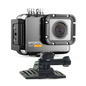S800W 60M Waterproof Outdoors Camcorder Extreme Sports Camera 1080P HD - intl