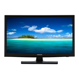 "Samsung 24"" LED HD TV - Hitam (Model: UA24H4150)"