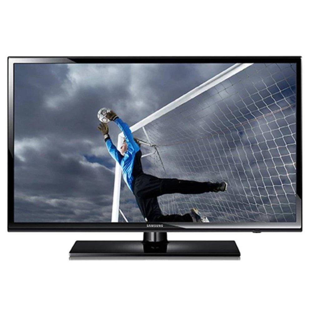 """Samsung 32"""" LED TV - UA32FH4003 - Hitam"""