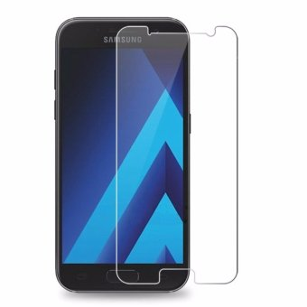 Samsung A7 2017 Tempered Glass (Clear)
