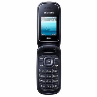 Samsung Caramel E1272 Handphone - Hitam