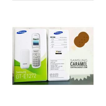 Samsung Caramel GT-1272 Dual Sim Dan Kamera Harga Murah - Putih. Source · Gallery. Category: Samsung