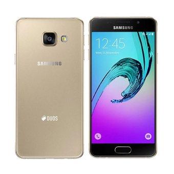 Samsung Galaxy A3 2016 - Hitam - 3