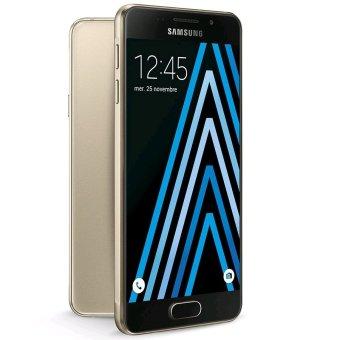 Samsung Galaxy A3 2016 - Hitam - 4