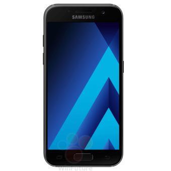 Samsung Galaxy A3 2017 SM-A320 -  Black