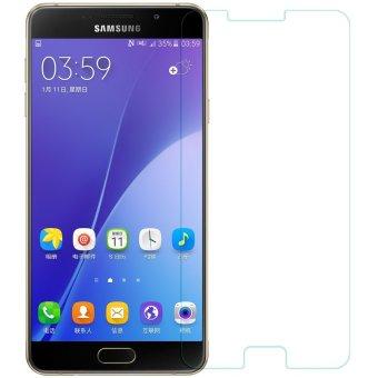 Samsung Galaxy A7 2016 (A710) Anti Gores Kaca / Tempered Glass Kaca Bening