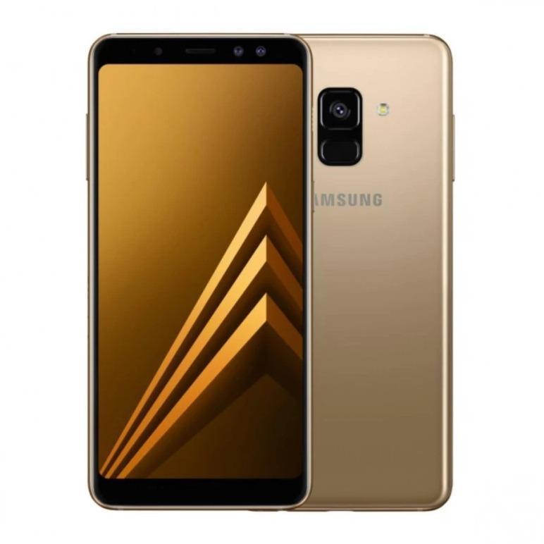 Samsung Galaxy A8 Plus 2018 - LTE - 64GB - Garansi Resmi SEIN