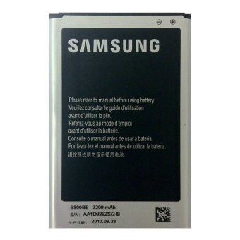 Samsung Galaxy Note 3 Baterai Original - Battery