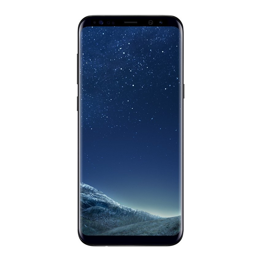 Samsung Galaxy S8+ - Midnight Black - 4GB/64GB - 6.2