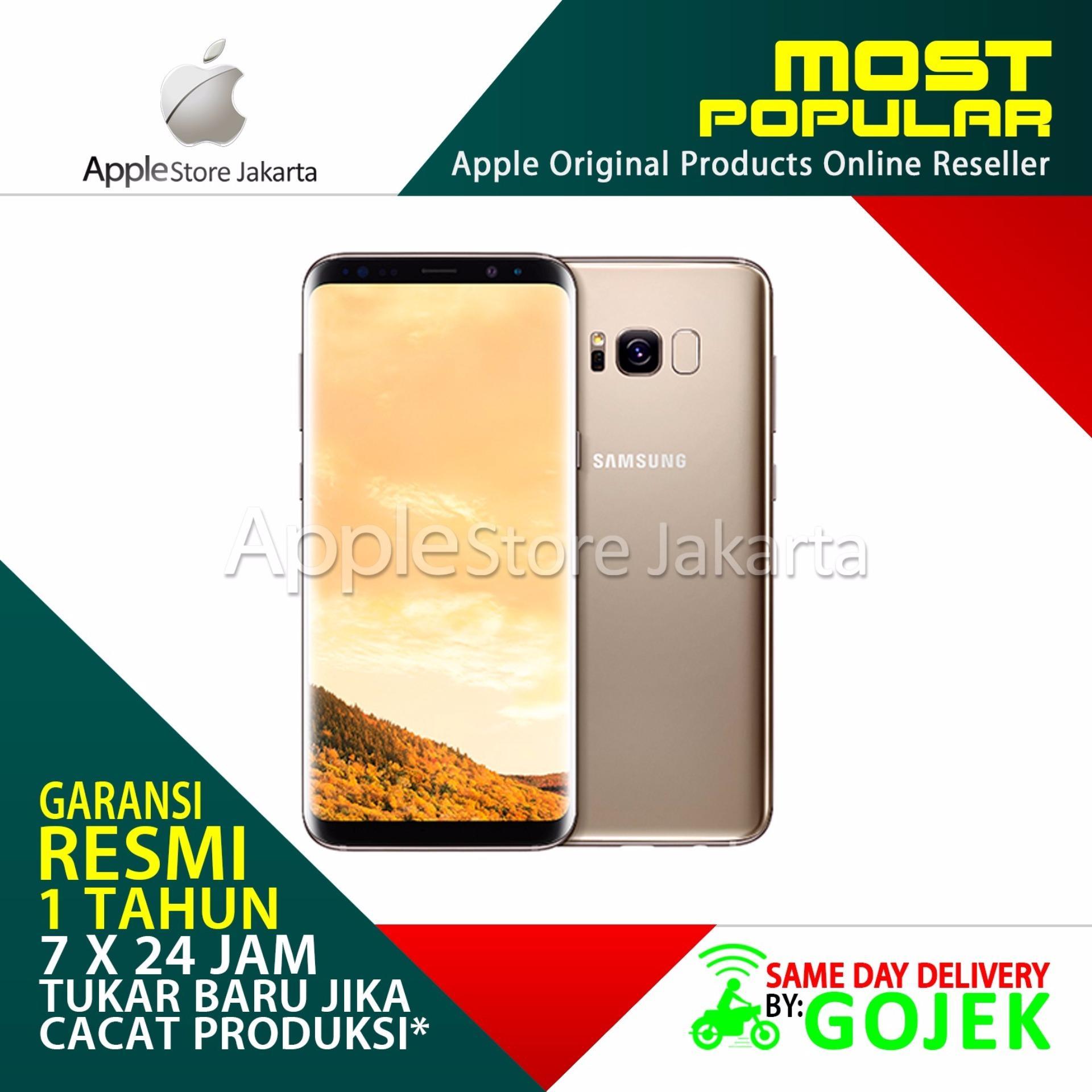 Perbandingan Harga Samsung Galaxy S8 Plus 4gb 64gb 4g Lte Orchid Gray Garansi Resmi Sein Maple Gold