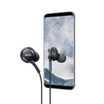 Samsung Handsfree S8 AKG 3.5mm Earphone/Headset Black - Original - 4