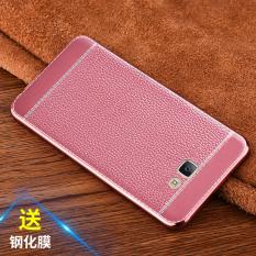 Samsung j7prime g6100 plating striae soft shell shell telepon .