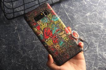 Samsung note8/note8 semua termasuk sisi soft shell handphone shell