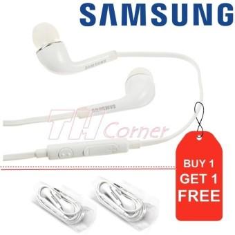 Samsung S4 / J5 Original Headphones EO-EG900BW Headset With Deep Bass BUY ONE GET