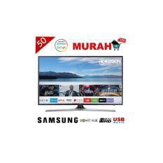 SAMSUNG UHD 4K 50 Inch LED TV UA50MU6100 / 50MU6100 Smart TV