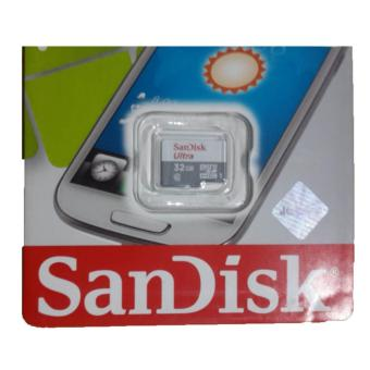 SanDisk Ultra Micro SD 32GB UHS-I 48MB/s Class 10 - RESMI