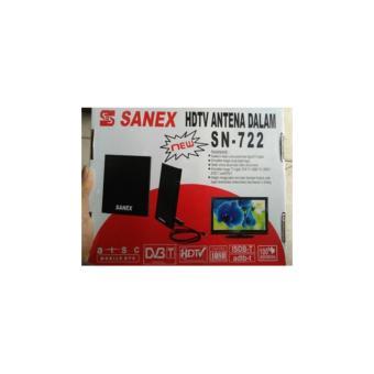 SANEX SN722 Antena Indoor Bisa Utk Semua Tv - 3