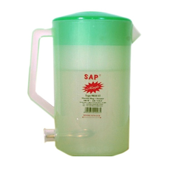 SAP Electric Mug Pengukus 9818 ST Green