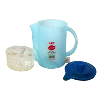 SAP Electric Mug With Steamer 9754 ST Biru - 2