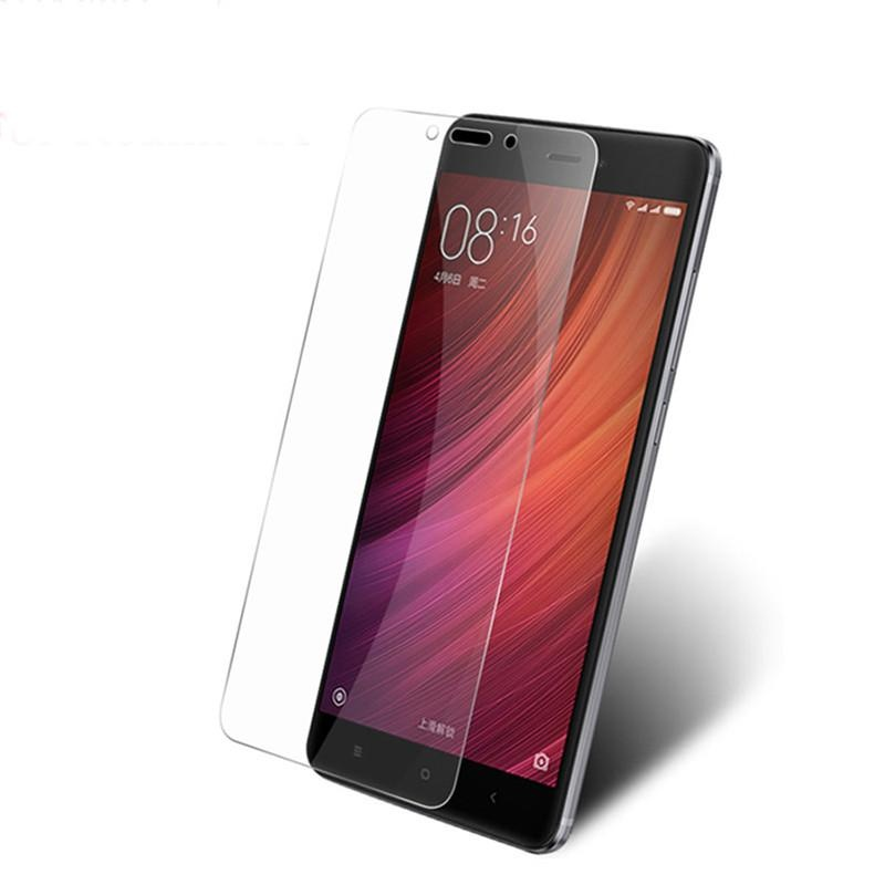 Screen Protector Real Tempered Glass for Xiaomi Redmi 4X 2.5D HDProtective Phone .