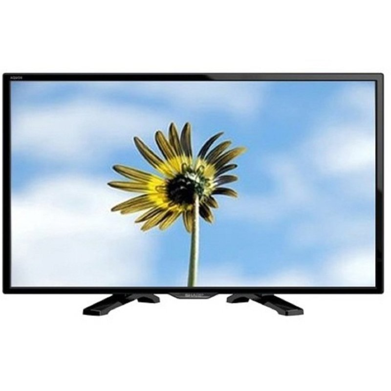 Sharp Aquos LED TV 24 - 24LE170 - Khusus Jabodetabek