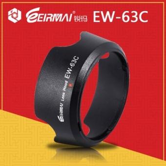 Penawaran Bagus Sharp EW-63C lens hood, for Canon, 700D750D760D 18-55, STM lens,camera accessory, 58m-, - intl Pencarian Termurah