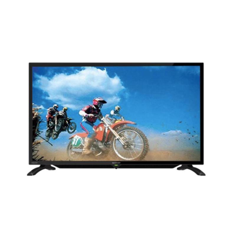 Sharp LED TV Aquos 32 - LC-32LE179I - Hitam