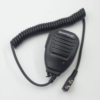Shoulder Speaker Mic Microphone for Baofeng TYT Quansheng Dual-Band Radio - intl ...