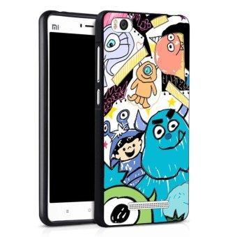 Silica Gel Soft Phone Case for Xiaomi Mi 4C (Multicolor)