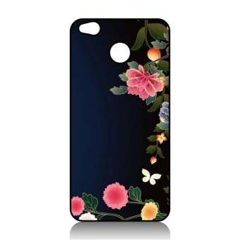 Silica Gel Soft Phone Case For Xiaomi Redmi 4X (Multicolor) - intl