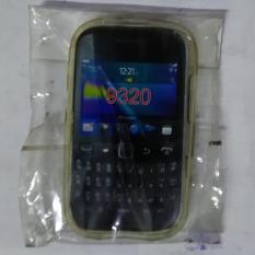Silikon Blackberry Curve 9320 Armstrong / BB 9220 Softcase Kondom Soft Case Black Berry Blekberi Kurv BB 9320 Armstrong / BB 9220