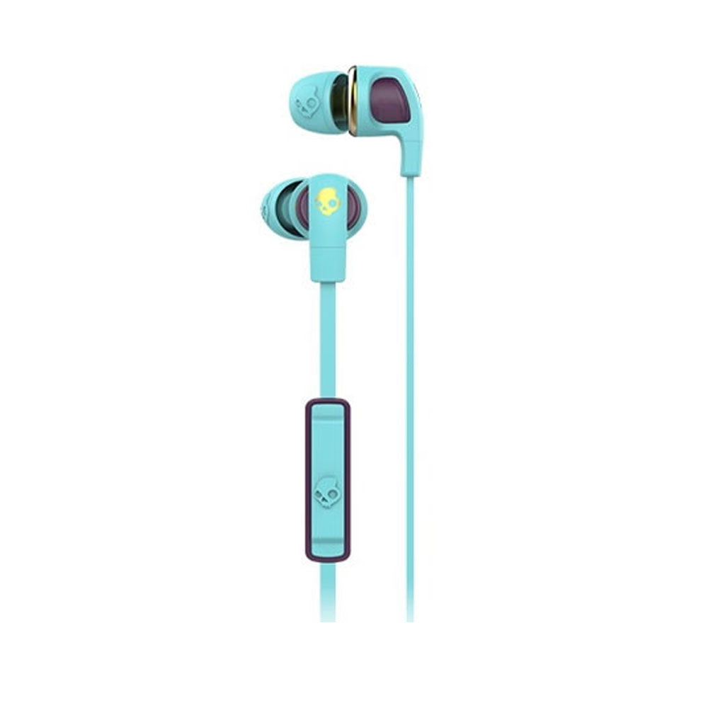 Skullcandy Dime S2PGGY-397 Earphones With Mic+Remote 3.5mm -
