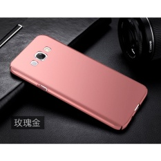 Slim Fit Shell Hard Full Protective Anti-Scratch Resistant CoverCase for Samsung Galaxy A8/