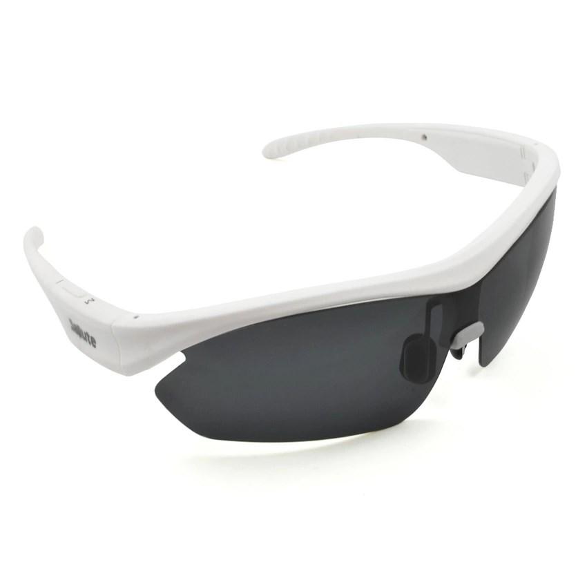 Kacamata Bluetooth Kacamata Pintar Menggunakan Hands-free Telepon Nirkabel Stereo earphone Kontrol Sentuh For Android