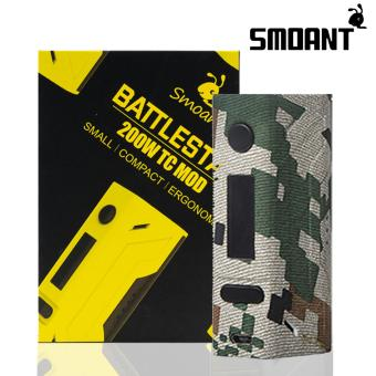 Harga Smoant Battlestar 200W Vape MOD Battle Star Authentic- Camo GC