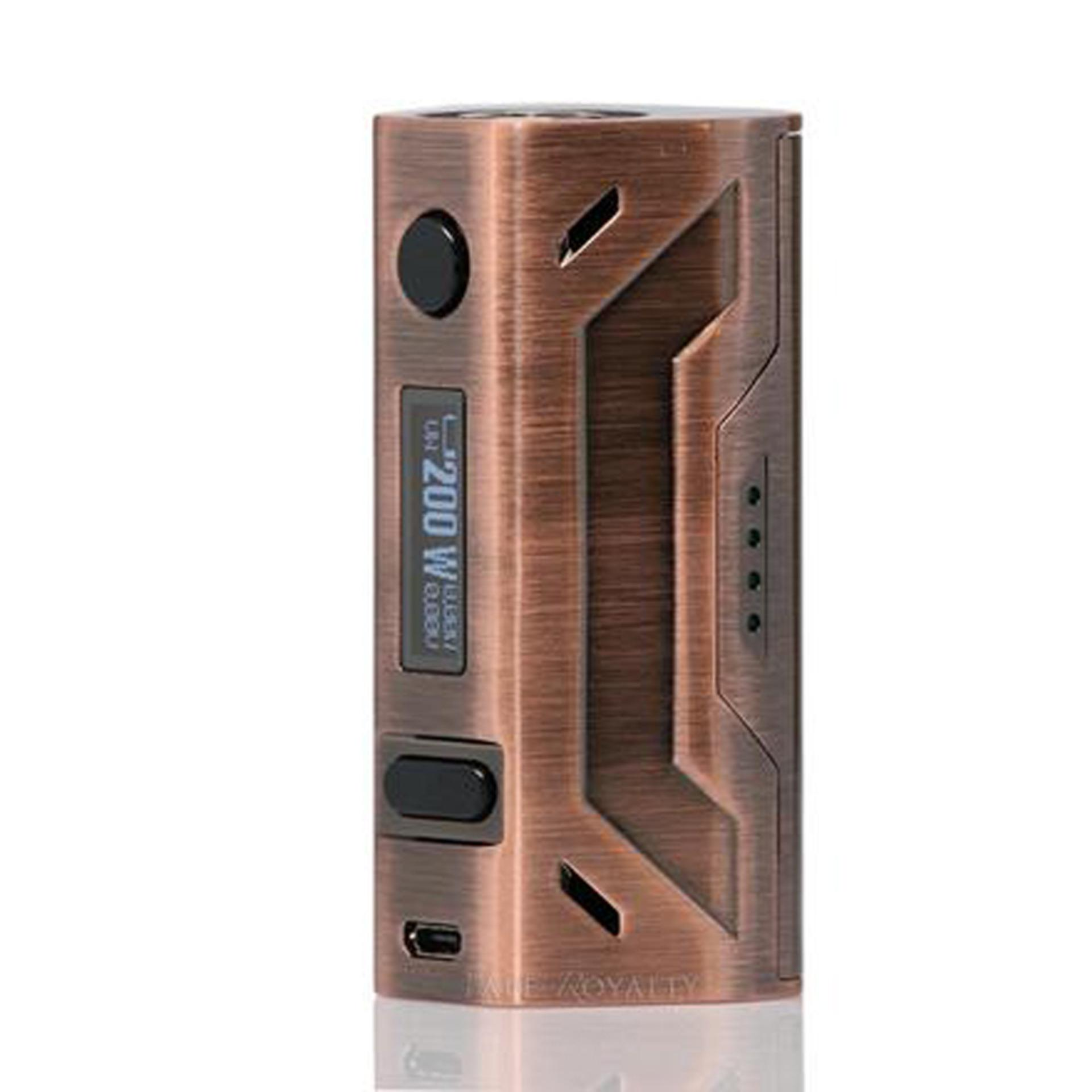 Smoant Battlestar 200W Vape MOD Battle Star Authentic- Copper Rose gold .