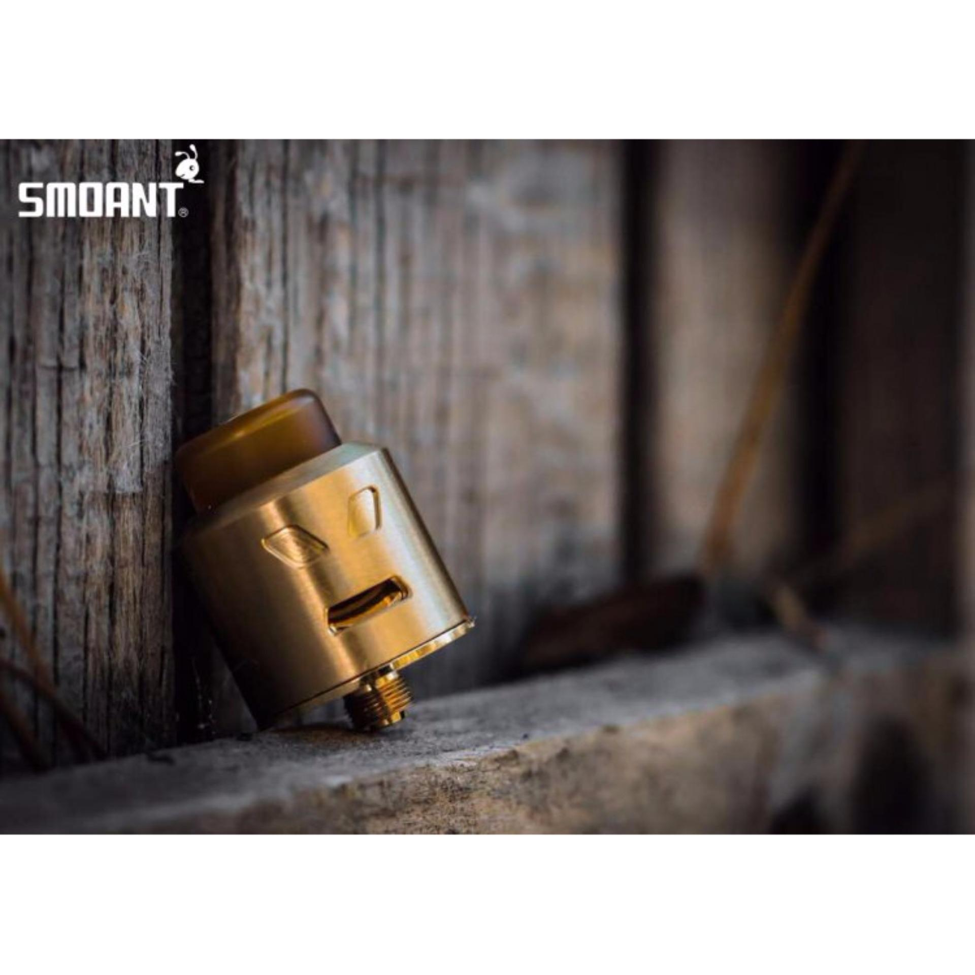 Hot Deal SMOANT Battlestar RDA - 24 Mm - AUTHENTIC