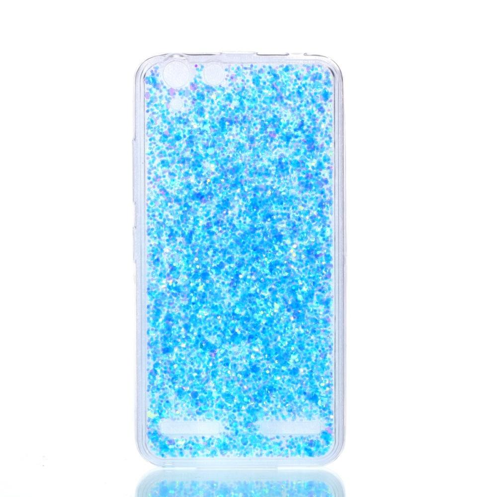 ... Soft Case for for Lenovo Vibe K5 / Lenovo Vibe K5 HD Bling GlitterCase Dynamic Quicksand ...