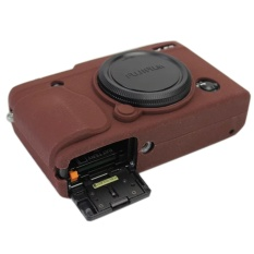 Soft Silicone Rubber Camera Case for Fujifilm X-E2S XE2S XE2 XE1 -intl